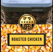 Jofelbaits Kant- en klare | Mais | Roasted Chicken | 10 Liter | Inc. emmer | Jofelbaits