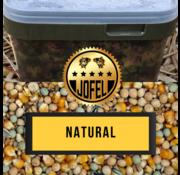 Jofelbaits Kant- en klare | Partical mix | Natural | 10 Liter | Inc. emmer | Jofelbaits