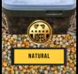 Kant- en klare | Partical mix | Natural | 10 Liter | Inc. emmer | Jofelbaits