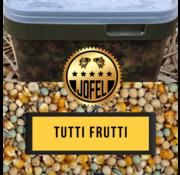 Jofelbaits Kant- en klare | Partical mix | Tutti-frutti | 10 Liter | Inc. emmer | Jofelbaits