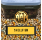 Kant- en klare   Partical mix   Shellfish   10 Liter   Inc. emmer   Jofelbaits