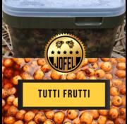 Jofelbaits Kant- en klare | Tijgernoten | Tutti-frutti | 10 Liter | Inc. emmer | Jofelbaits