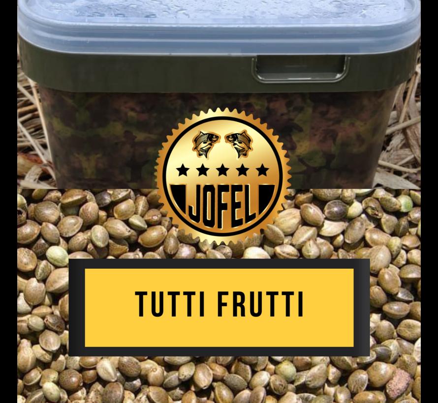 Kant- en klare | Hennep | Tutti Frutti | 10 Liter | Inc. emmer | Jofelbaits