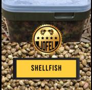 Jofelbaits Kant- en klare | Hennep | Shellfish | 10 Liter | Inc. emmer | Jofelbaits