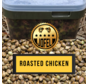 Kant- en klare | Hennep | Roasted Chicken | 10 Liter | Inc. emmer | Jofelbaits
