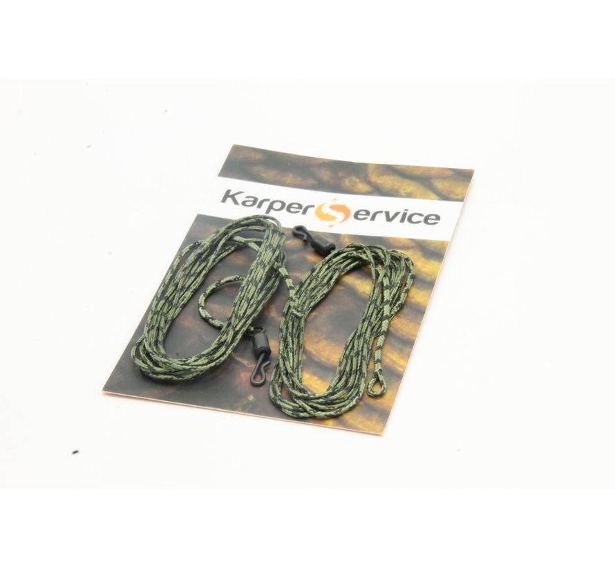 Ready made | Leader 100cm | Quick link | Karper Service