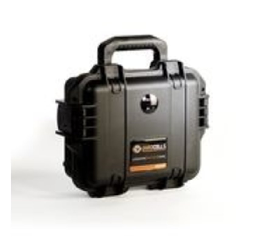 12V20Ah Jarocells Pelican 2050 portable storm case