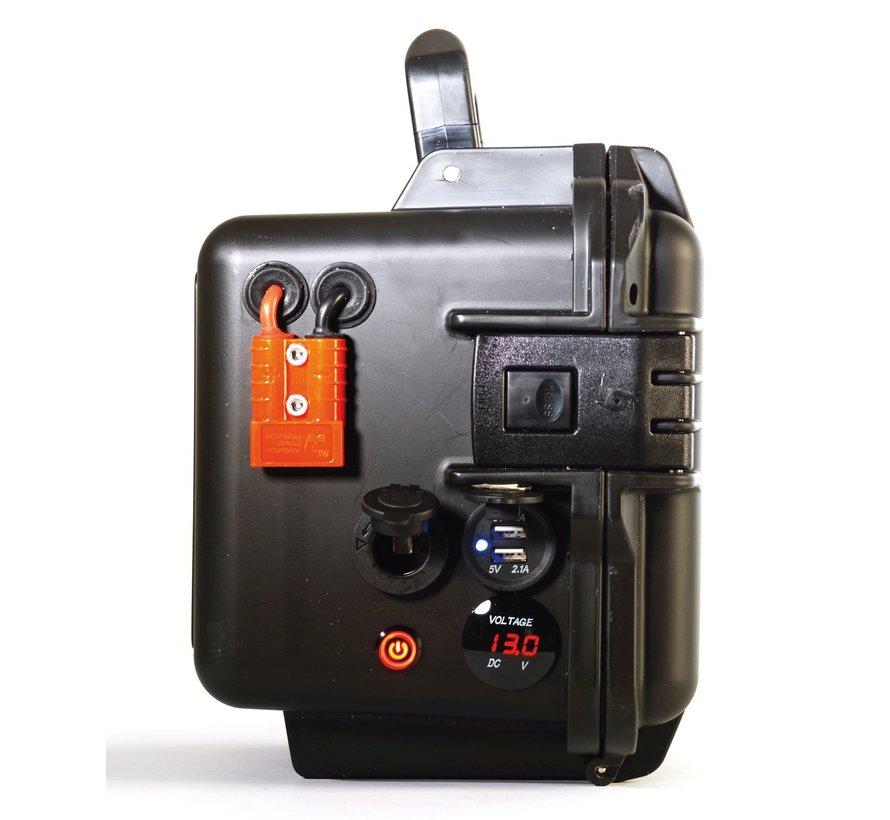 12V50Ah Jarocells Pelican 2075 portable storm case