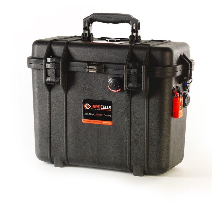 12V100Ah Jarocells Pelican 1430 portable top loader