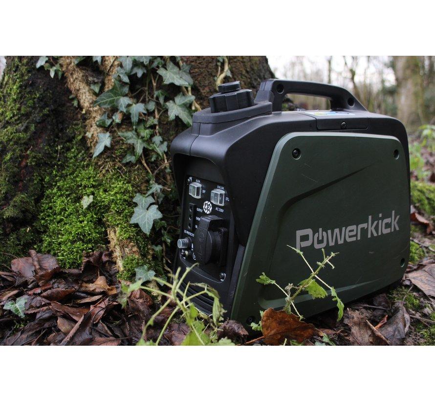 Powerkick 800 | Green | 230v | 800 watt