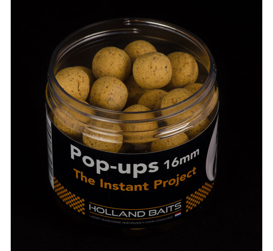 Pop-up | Instant Project | Holland Baits