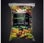 Castaway PVA Coloured Foam Nuggets | 4l | Castaway