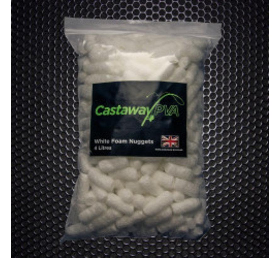 White Foam Nuggets | 4l | Castaway