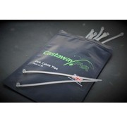 Castaway PVA Small Bag loader kit 25 solid bags and 25 cable ties | Castaway