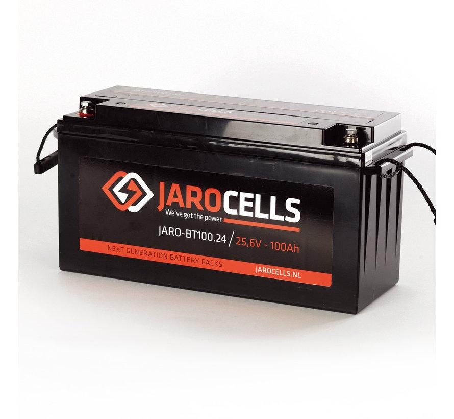 24V 50/100Ah Jarocells battery pack