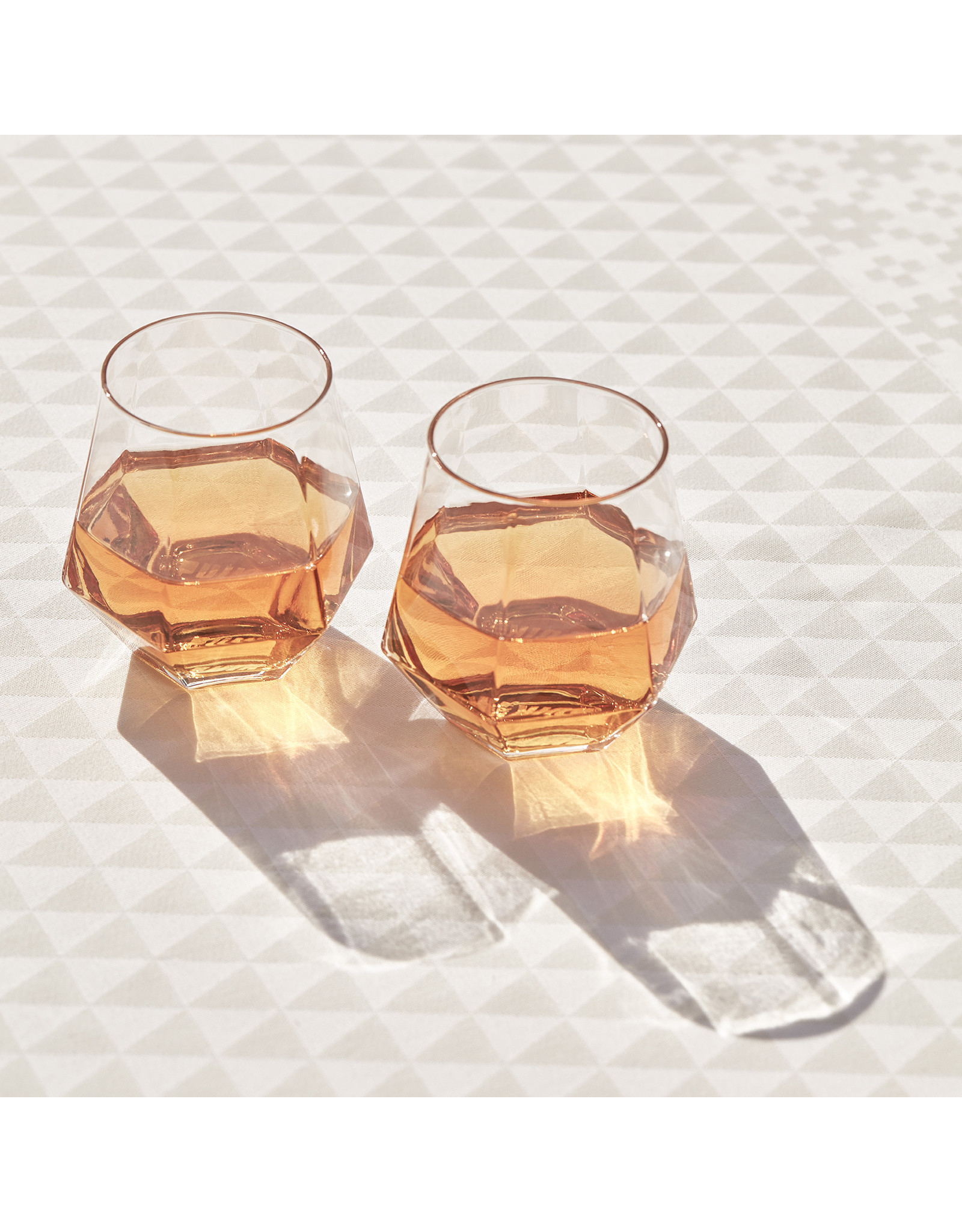 PUIK design PUIK - Radiant kristalglas, set