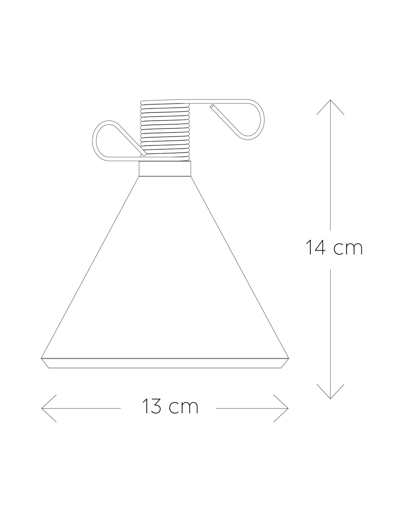 PUIK design PUIK - CONIC kandelaar