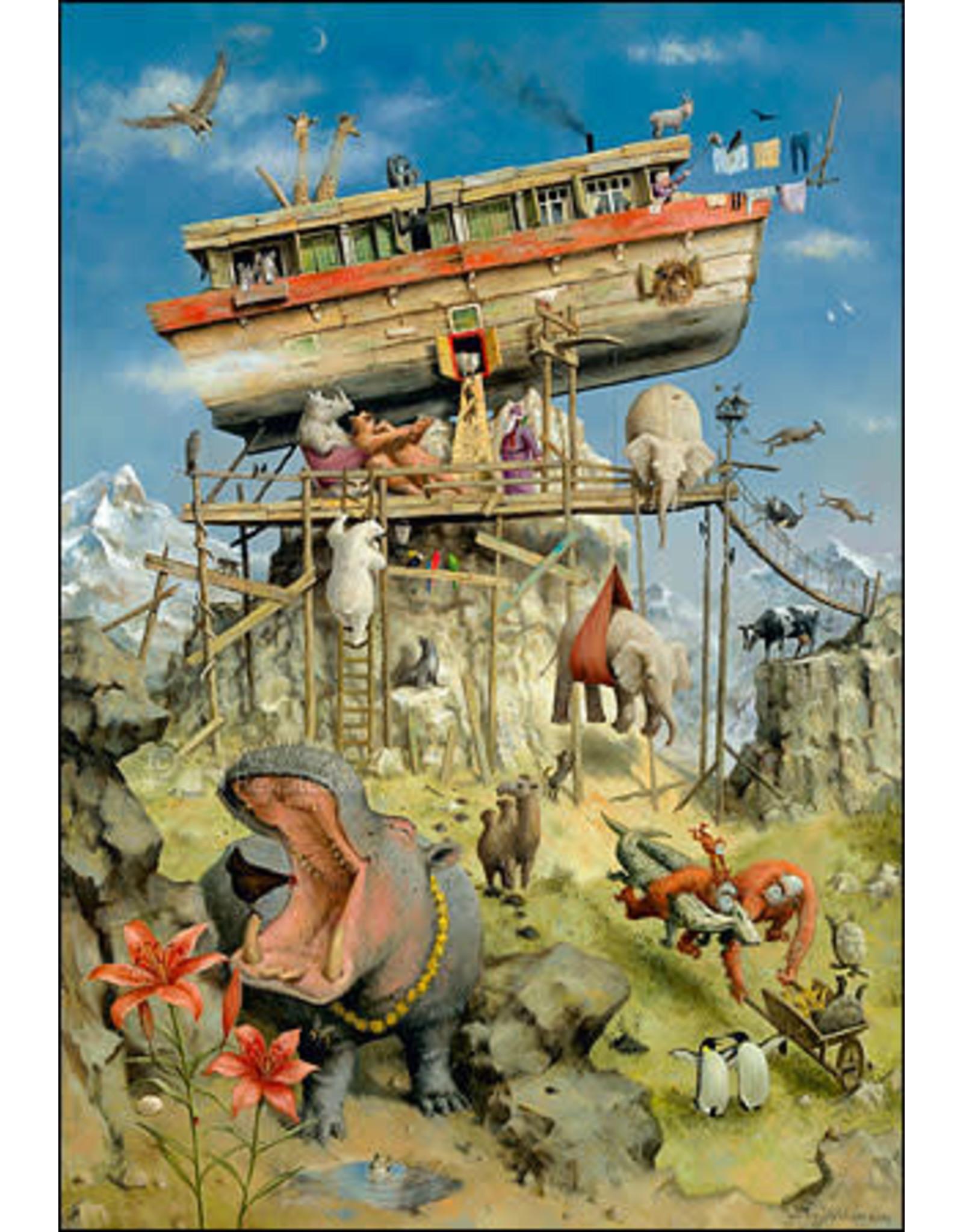 Marius van Dokkum - De Ark van Noach