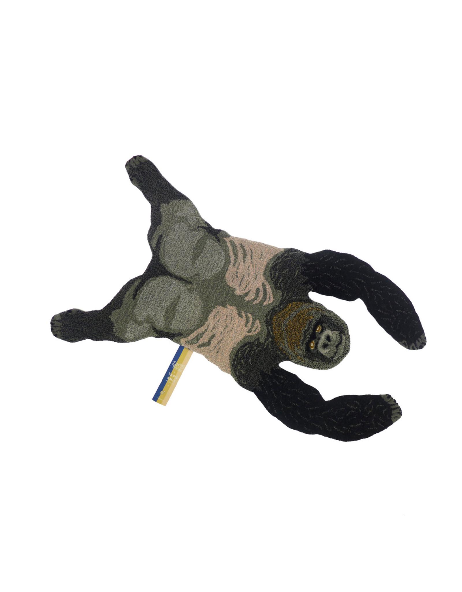 Doing Goods Doing Goods - Groovy Gorilla Rug S