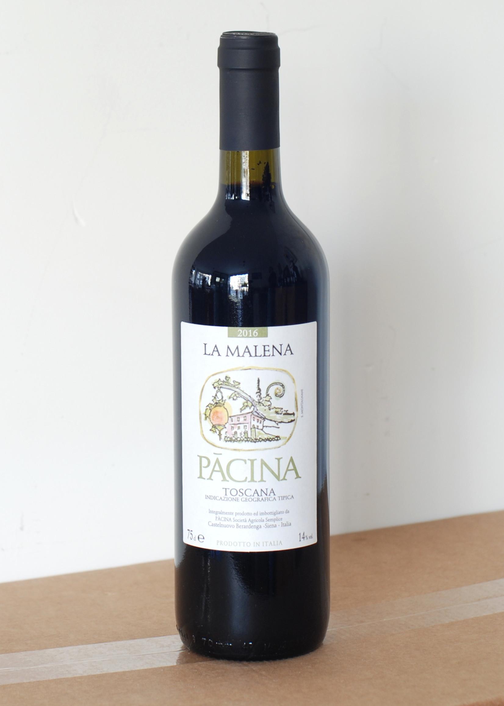 Pacina Pacina - La Malena 2016