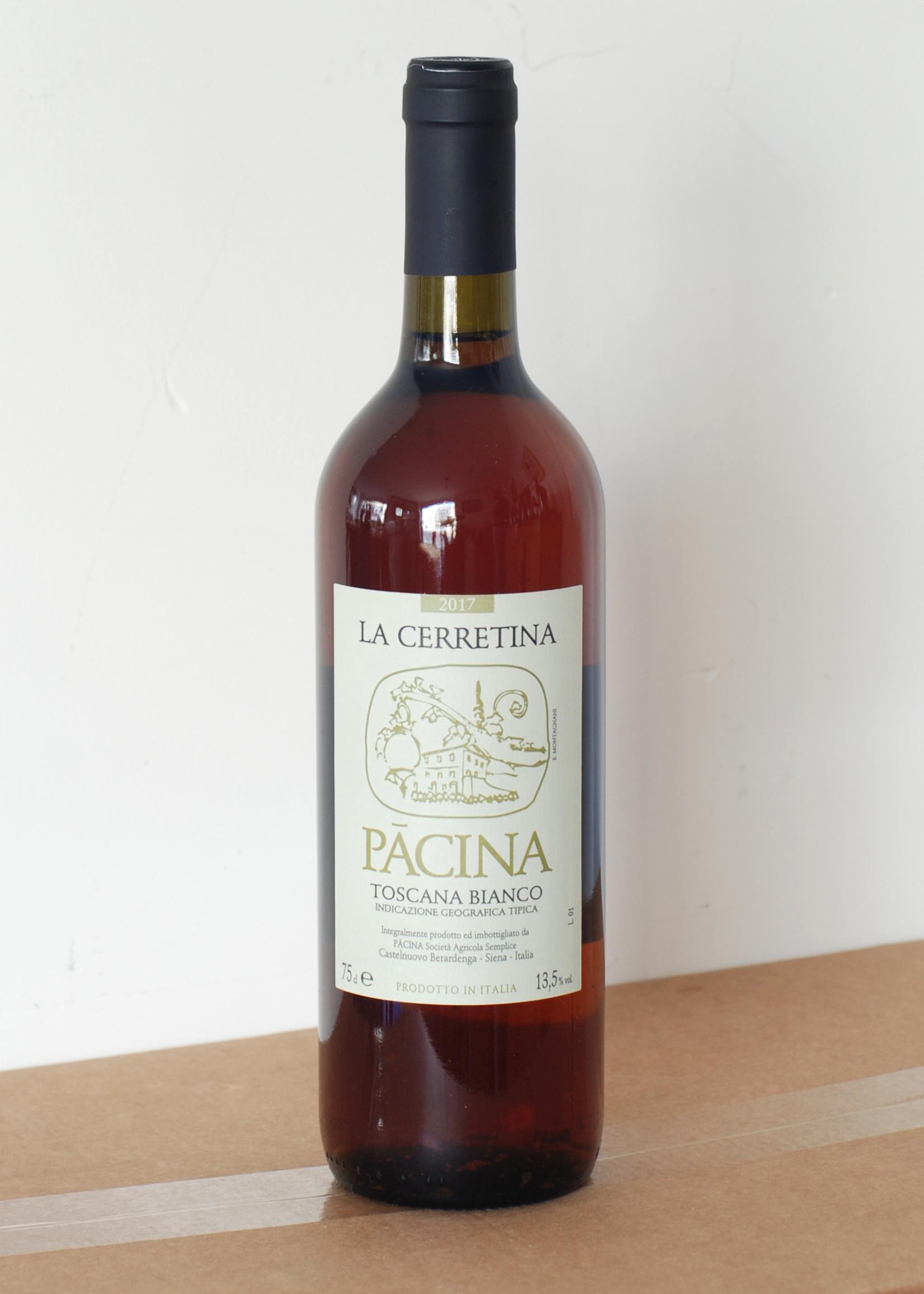 Pacina Pacina - La Cerretina 2017