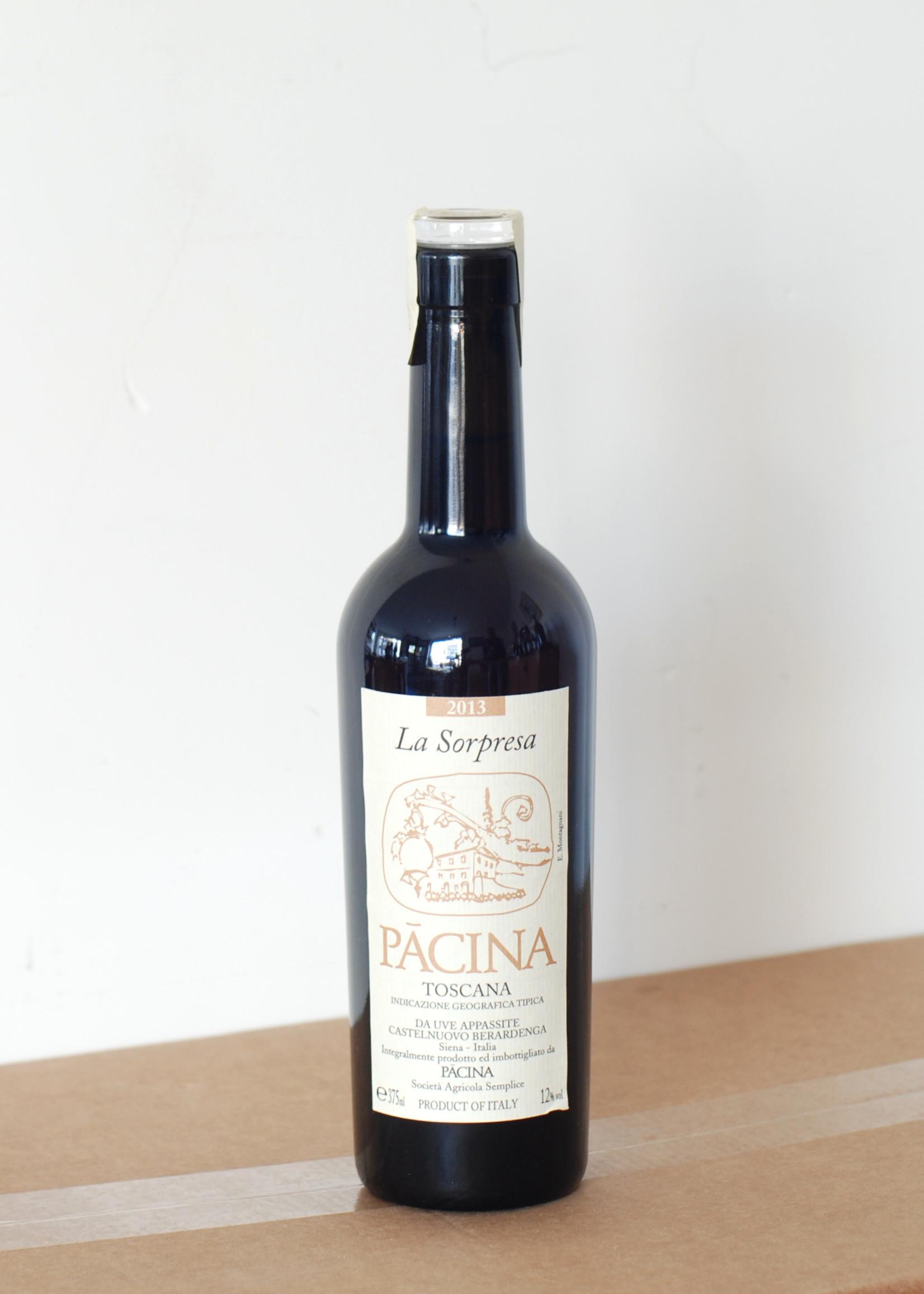 Pacina Pacina - La Sorpresa 2013