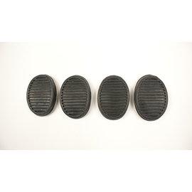 Pedaal rubber Fulvia - Flavia