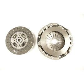 Clutch disc with clutch pressure plate 215mm Valeo