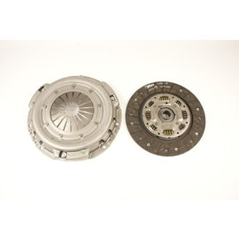 clutch pressure plate with disk 230 mm