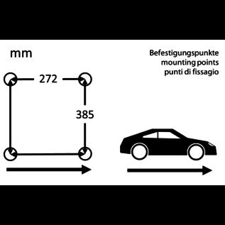 BF-Torino BF stoel Nurburgring skai-ribcord