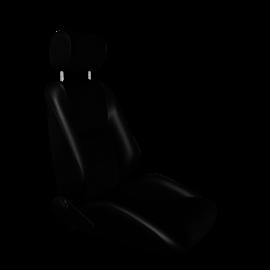 BF-Torino Nurburgring leatherette corduroy black adjustable