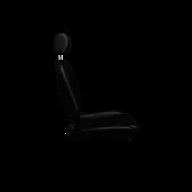 BF-Torino BF stoel spider skai zwart