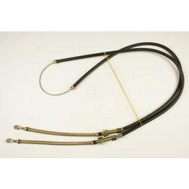 Handbrake cable 126 650