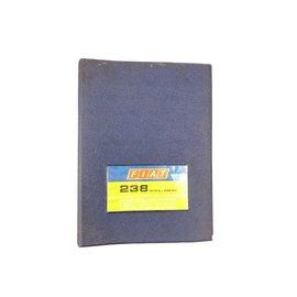 Fiat Teile katalog Fiat 238