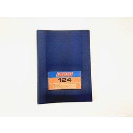 Fiat Onderdelen catalogus Fiat 124