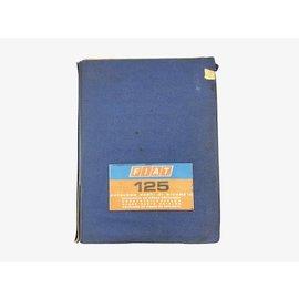 Fiat Teile katalog Fiat 125