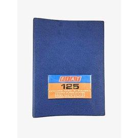 Fiat Onderdelen catalogus Fiat 125