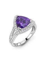 LVN Trillion Cut Exclusive Ring LVNRX5613