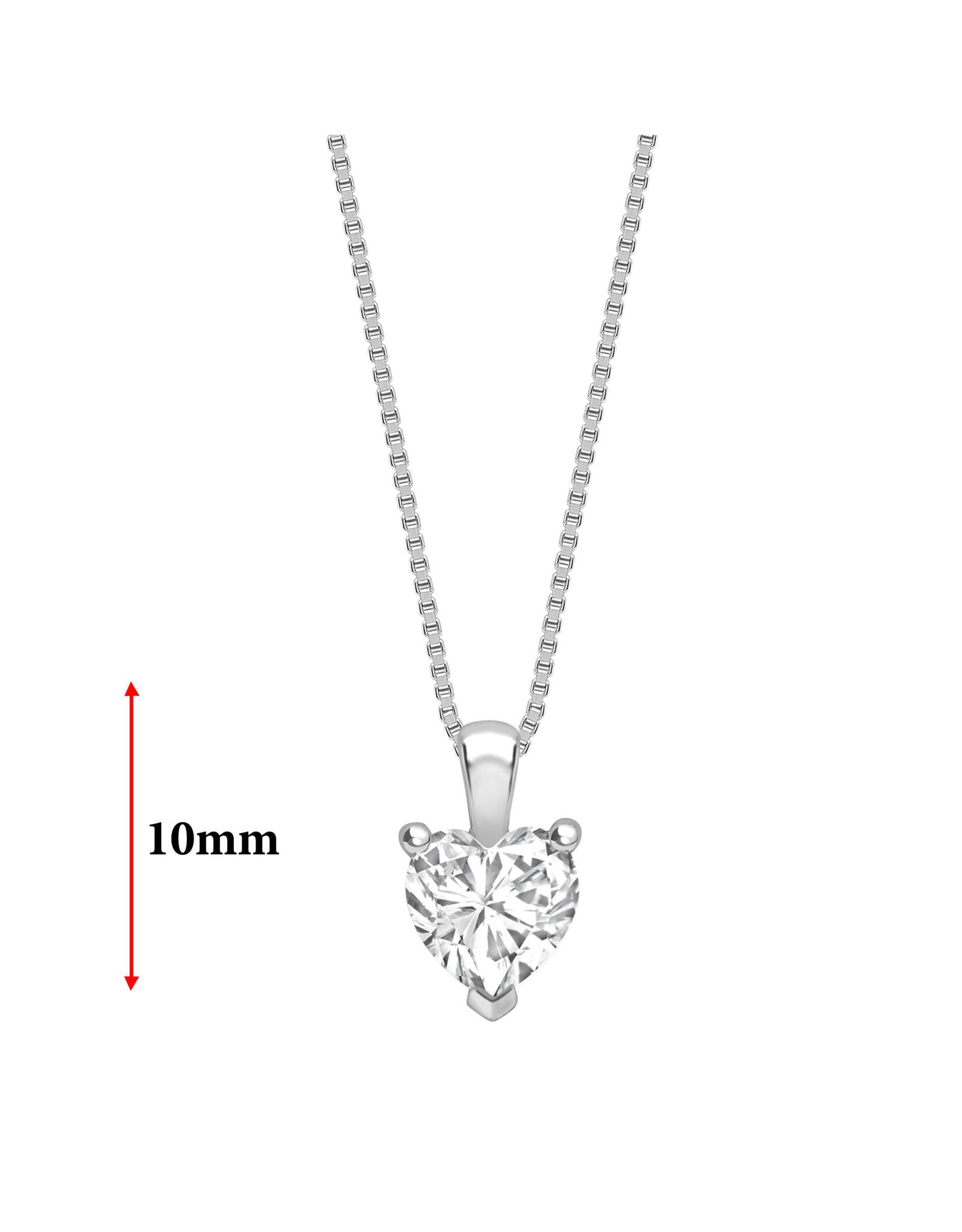 LVN Heart Shape Hanger LVNPX8741