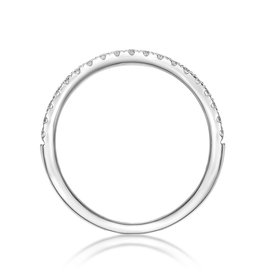 LVN 1/2 Eternity 0.20ct maat 51 LVNCSM 205A