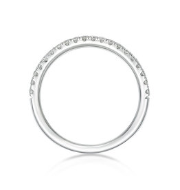 LVN 1/2 Eternity 0.19ct maat 52 LVNCSM200