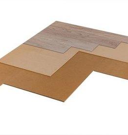 Legkosten Jumpax classic ondervloer per M1 (exclusief materiaal)