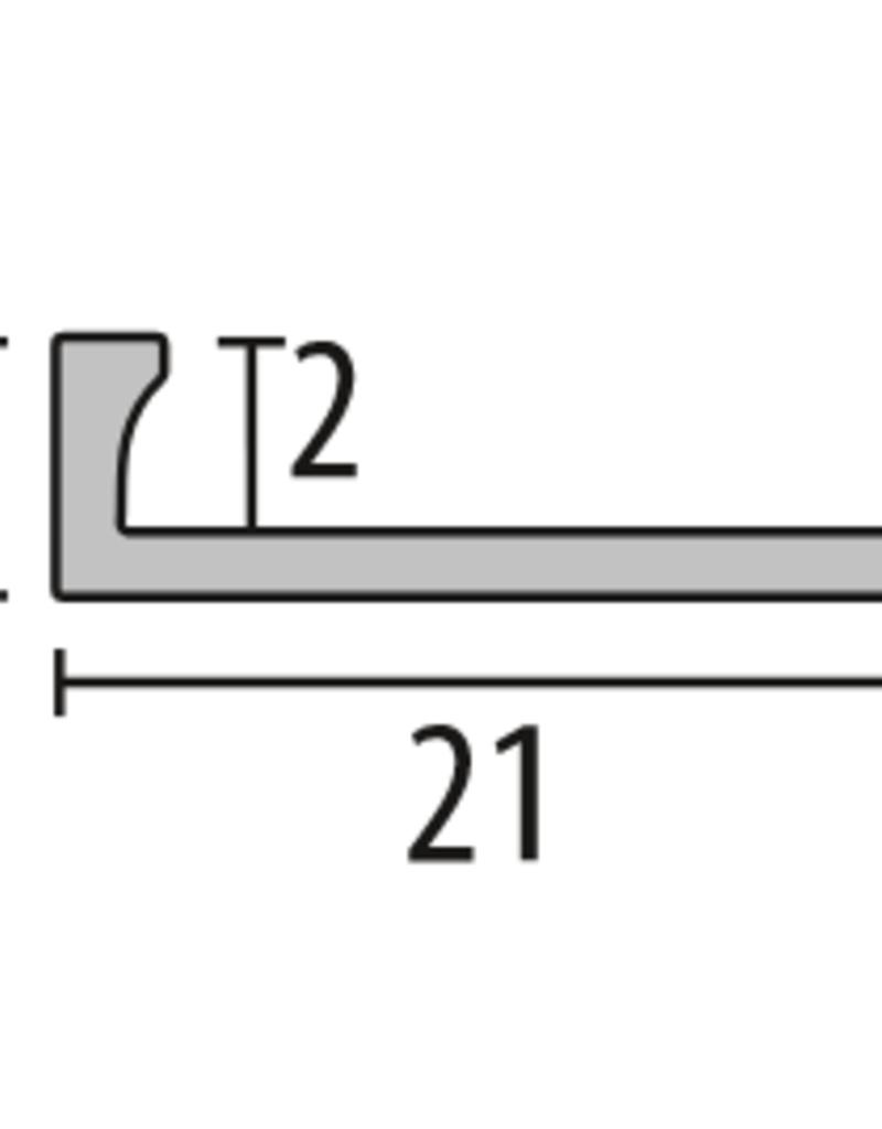 kuberit Kuberit 299 Open gestanst buigbaar 2mm