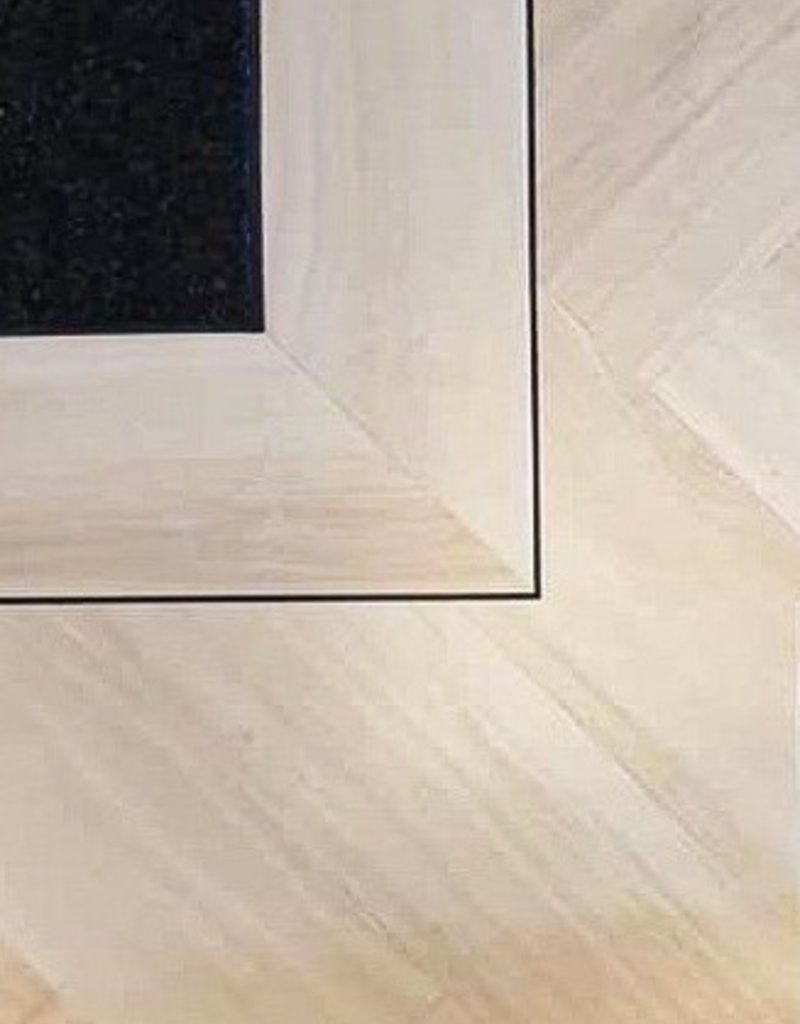 Legkosten (Bies) T.B.V. visgraat PVC per M1 (exclusief materiaal)