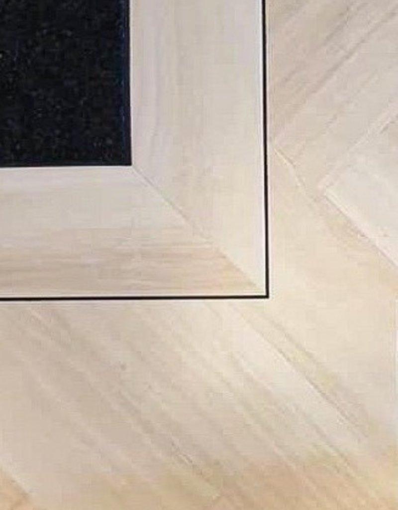 Legkosten (rand) T.B.V. visgraat PVC per M1 (exclusief materiaal)
