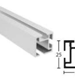 Busche Vion railroede Fina 25x25mm  Plafondmontage