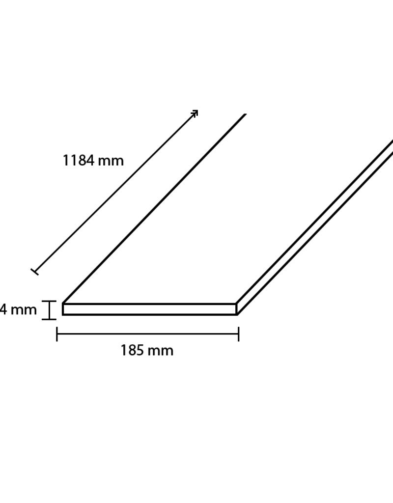 PPC MexForm Laminaat per pak (1,97m2) 7,4 x 185 x 1184mm