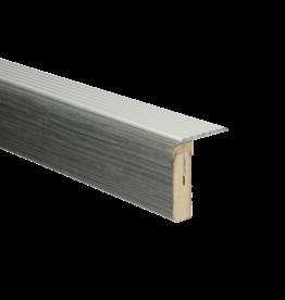 PPC MexForm Uitlooptreden met aluminium strip (laminaat)