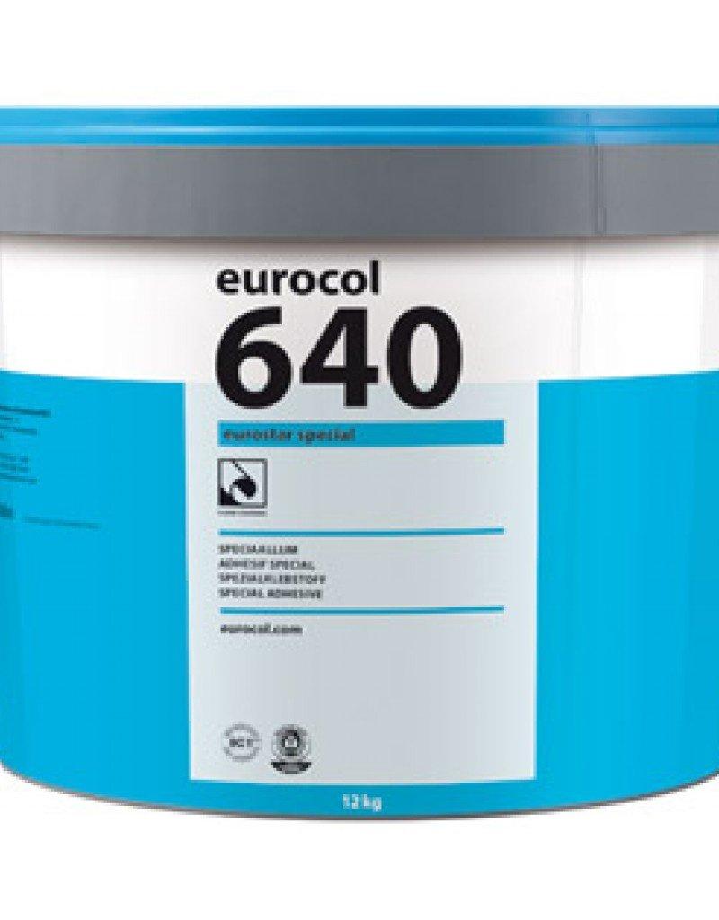 Eurocol 640 pvc lijm