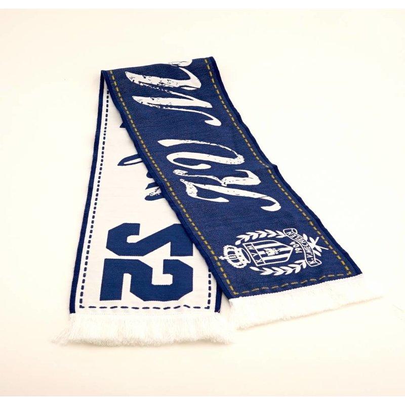 Topfanz Denim scarf KV Mechelen